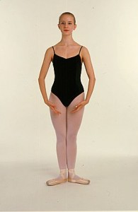 Ballet First Position